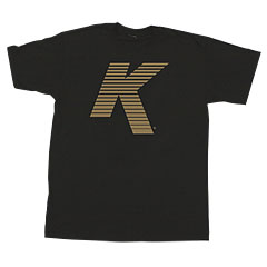 Zildjian Vented K Logo S « Camiseta manga corta