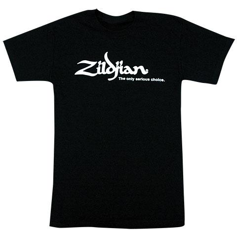 Camiseta manga corta Zildjian Classic Logo XXXL