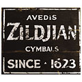 Zildjian ZSIGN1 Vintage Factory Sign « Article cadeau