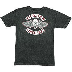 Zildjian Biker Logo S « T-Shirt