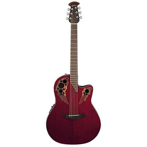 Guitarra acústica Ovation Celebrity Elite CE44-RR-G