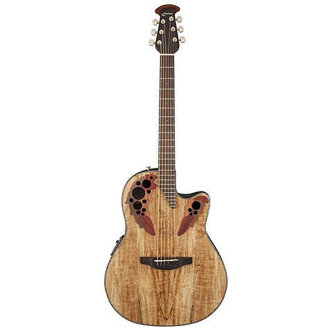 Guitarra acústica Ovation Celebrity Elite CE44P-SM