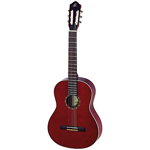Guitarra clásica zurdos Ortega R 121L WR