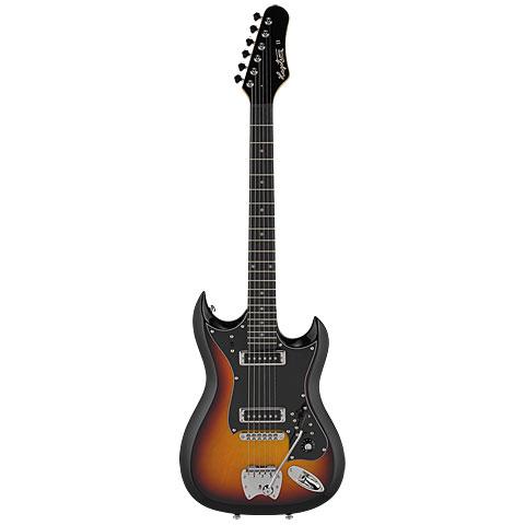 Hagstrom Retroscape H-II 3TS « Guitare électrique