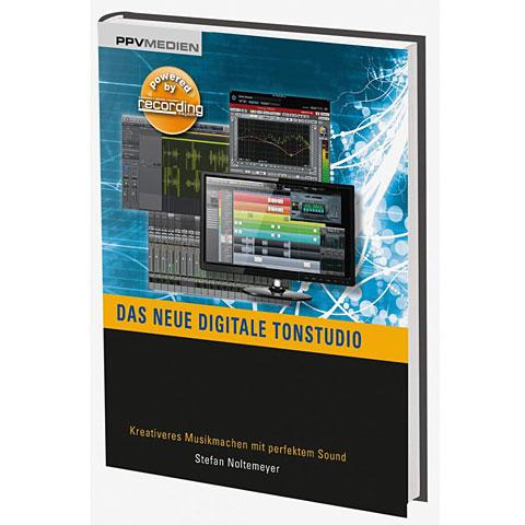 Technisches Buch PPVMedien Das neue digitale Tonstudio
