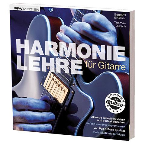 Musiktheorie PPVMedien Harmonielehre für Gitarre