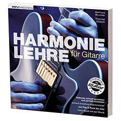 PPVMedien Harmonielehre für Gitarre « Musiktheorie