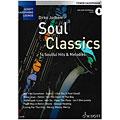 Libro de partituras Schott Saxophone Lounge - Soul Classics