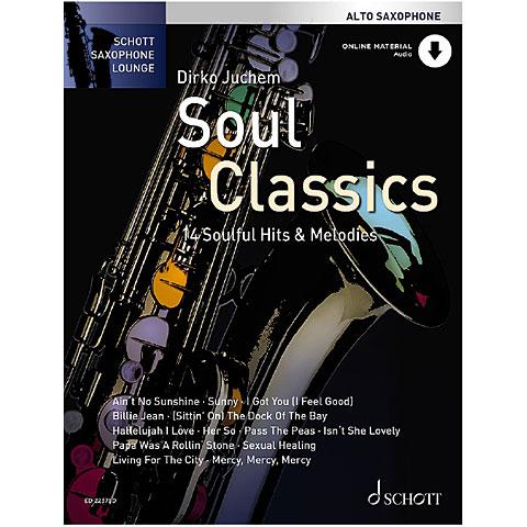 Schott Saxophone Lounge - Soul Classics