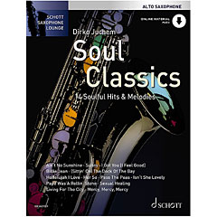 Schott Saxophone Lounge - Soul Classics « Libro de partituras