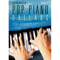 Libro de partituras Hage Pop Piano Ballads 3
