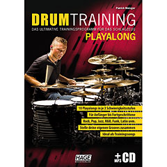 Hage Drum Training Playalong « Libros didácticos