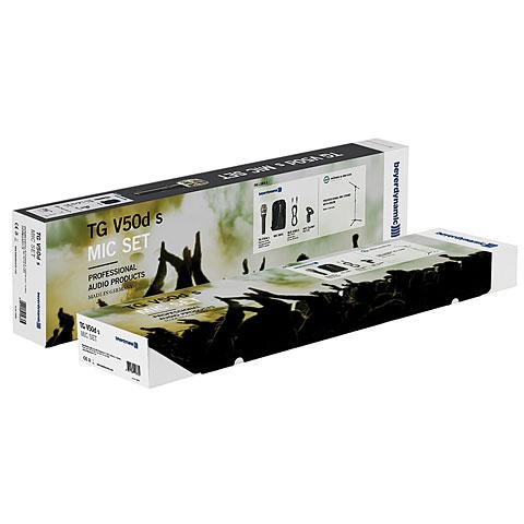 Beyerdynamic TG V50d s MIC SET