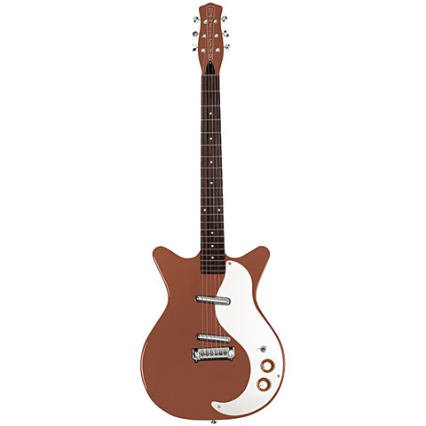 Danelectro 59 M-NOS Modified « Guitarra eléctrica