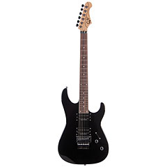 GJ2 Shredder BLK « Electric Guitar