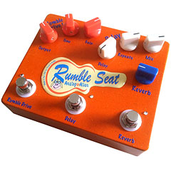 Analog Alien Rumble Seat « Pedal guitarra eléctrica