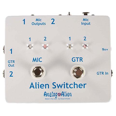 Effets pour guitare électrique Analog Alien Alien Switcher
