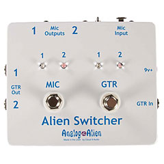 Analog Alien Alien Switcher « Pedal guitarra eléctrica