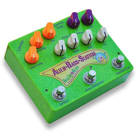 Effektgerät E-Bass Analog Alien Alien Bass Station