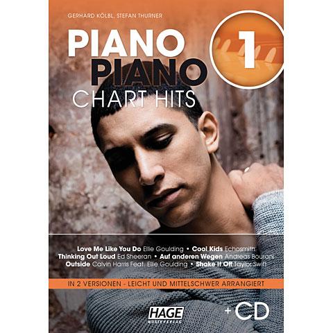 Hage Piano Piano Chart Hits