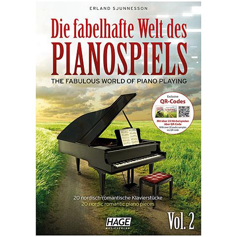 Hage Die fabelhafte Welt des Pianospiels Vol.2