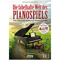 Libro de partituras Hage Die fabelhafte Welt des Pianospiels Vol.2