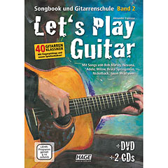 Hage Let's Play Guitar 2 « Manuel pédagogique
