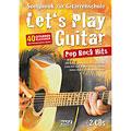 Libro di spartiti Hage Let's Play Guitar Pop Rock Hits