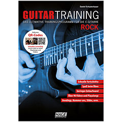 Hage Guitar Training Rock