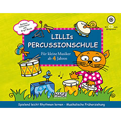 Hage Lillis Percussionschule « Childs Book