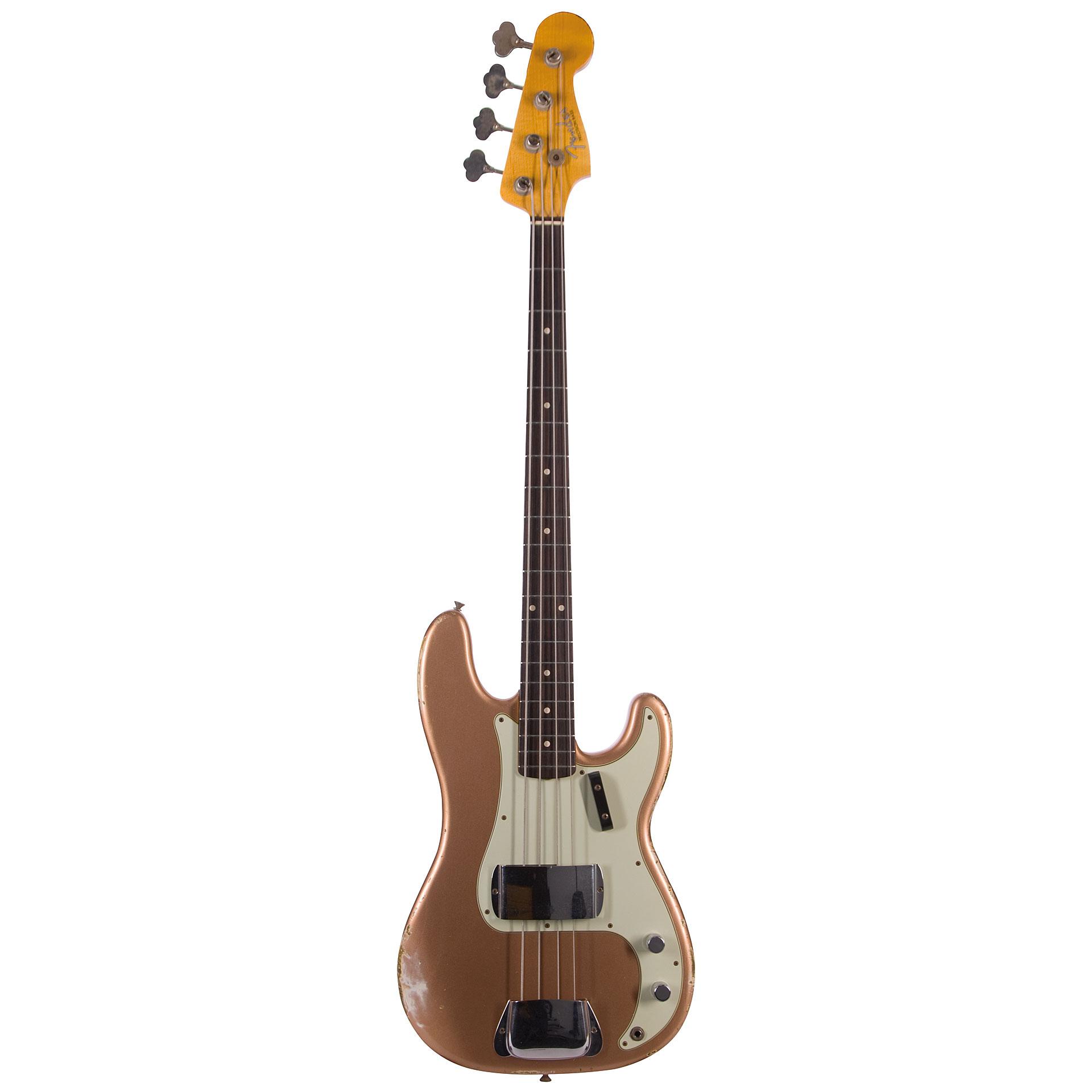fender custom shop 1959 precision bass relic electric bass guitar. Black Bedroom Furniture Sets. Home Design Ideas