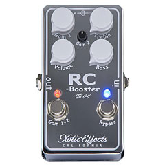 Xotic Scott Henderson RC Booster CR « Pedal guitarra eléctrica