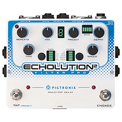 Pigtronix Echolution 2 Filter Pro « Guitar Effect