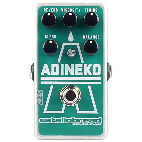 Pedal guitarra eléctrica Catalinbread Catalinbread Adineko