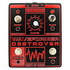 Death By Audio Waveformer Destroyer « Effectpedaal Gitaar