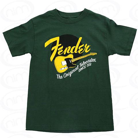 Fender Original Tele GRN XXL