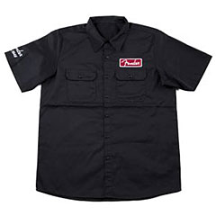 Fender Workshirt BLK M « Camisa