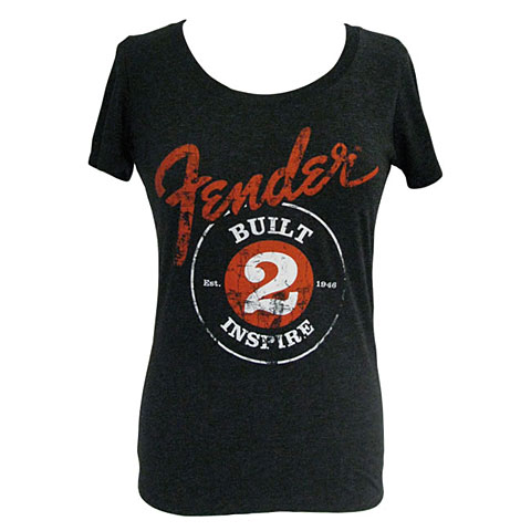 Fender Ladies Built 2 Inspire BLK S