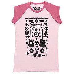Fender Kids Guitar Formula Pink 10 YRS « T-Shirt