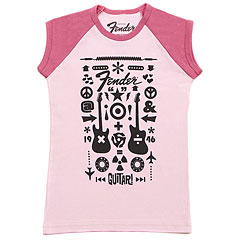 Fender Kids Guitar Formula Pink 12 YRS « T-Shirt