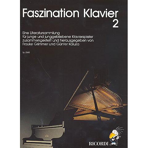Ricordi Faszination Klavier Bd.2