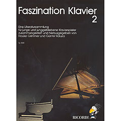 Ricordi Faszination Klavier Bd.2 « Notenbuch