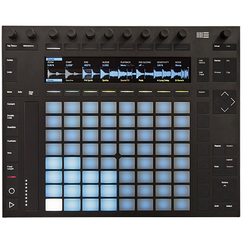 Ableton Push 2 Live 9 Suite Bundle