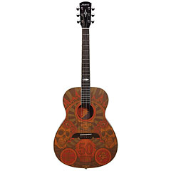 Alvarez AF65GD/M Grateful Dead « Acoustic Guitar