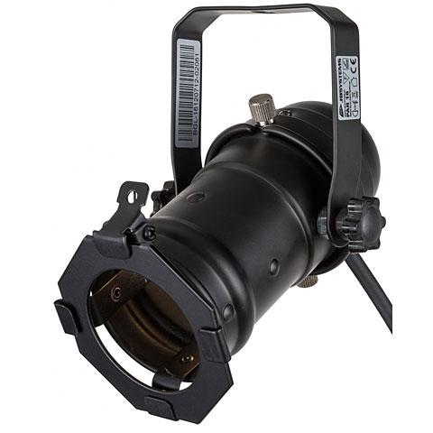 JB Systems PAR 16 ,schwarz, GU10