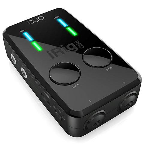 IK-Multimedia iRig Pro Duo