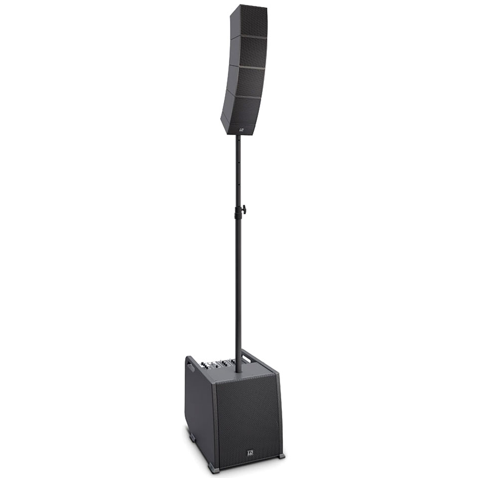 LD Systems CURV 500 ES « Active PA-Speakers