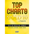 Songbook Hage Top Charts Gold 10