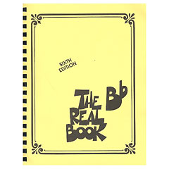 Hal Leonard The Real Book Vol. I Bb (6th ed.) « Sångbok