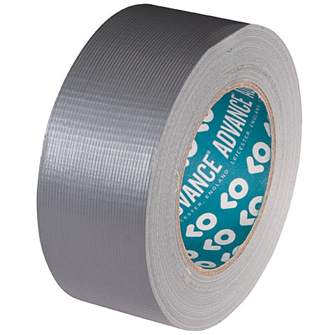Klebeband Advance Gaffa Tape AT169 silver